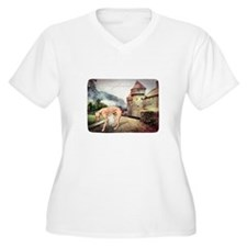 Castle Greyhound T-Shirt