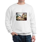 Castle Greyhound Sweatshirt
