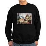 Castle Greyhound Sweatshirt (dark)