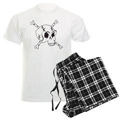 skull crossbones Pajamas