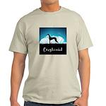 Nightsky Greyhound Light T-Shirt