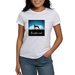 Nightsky Greyhound Women's T-Shirt