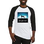 Nightsky Greyhound Baseball Jersey