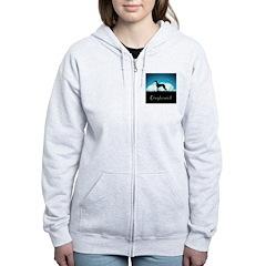 Nightsky Greyhound Zip Hoodie