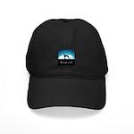 Nightsky Greyhound Black Cap