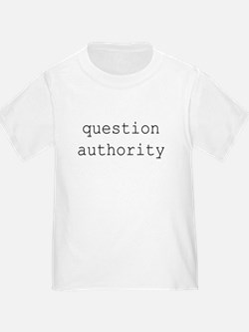 authority T
