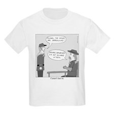 Custer's Last Sit T-Shirt