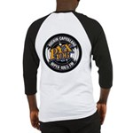 Retro Front & Back Baseball Jersey