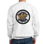 Retro Front & Back Sweatshirt