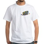 Now & Then White T-Shirt