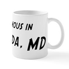 Famous in Bethesda Mug