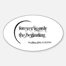 Breaking Dawn Forever Decal