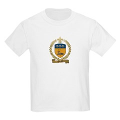 PICARD Family Crest Kids T-Shirt