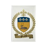 PICARD Family Crest Rectangle Magnet (10 pack)