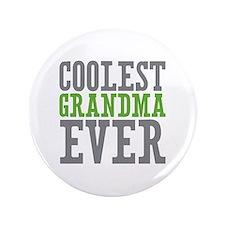 """Coolest Grandma 3.5"""" Button"""