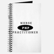 Cute Pediatric nurse Journal