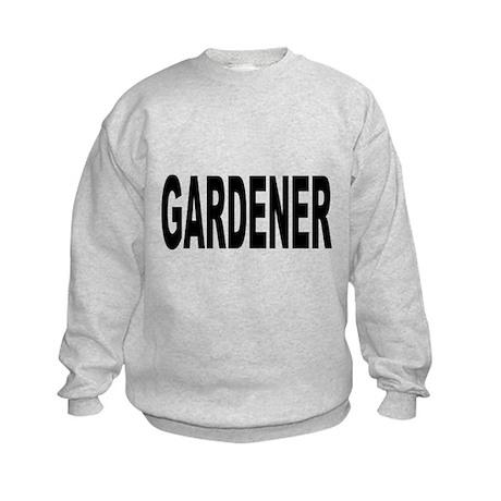 Gardener Kids Sweatshirt