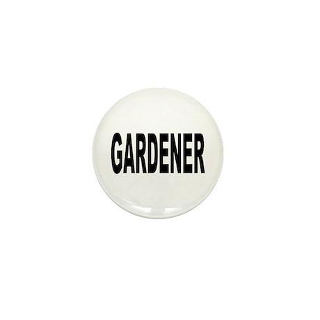 Gardener Mini Button (10 pack)