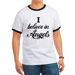I BELIEVE IN ANGELS T
