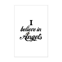 I BELIEVE IN ANGELS Posters