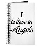 I BELIEVE IN ANGELS Journal