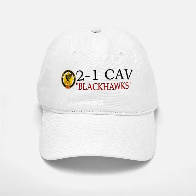 2nd Squadron 1st Cavalry Baseball Baseball Cap