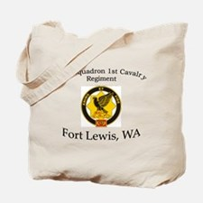 2nd Squadron 1st Cavalry Tote Bag