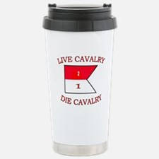 2nd Squadron 1st Cavalry Travel Mug