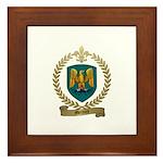 MERCURE Family Crest Framed Tile