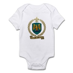 MERCURE Family Crest Infant Creeper