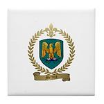 MERCURE Family Crest Tile Coaster