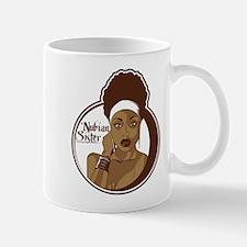 Nubian Sister Mug
