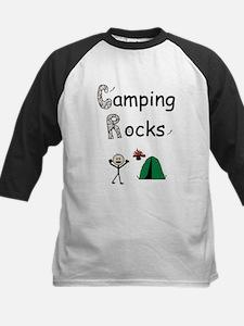 CAMPING ROCKS Tee