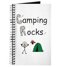 CAMPING ROCKS Journal