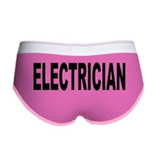 Electrician Women's Boy Brief