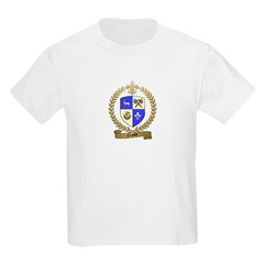 CHASSE Family Crest Kids T-Shirt