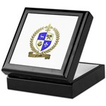 CHASSE Family Crest Keepsake Box
