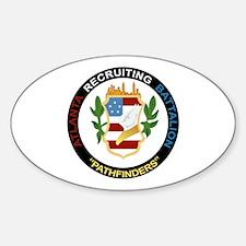 DUI - Atlanta Recruiting Battalion Decal