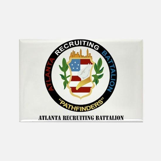 DUI - Atlanta Recruiting Battalion with Text Recta