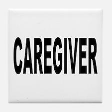 Caregiver Tile Coaster