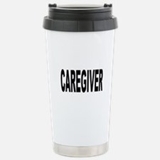 Caregiver Stainless Steel Travel Mug