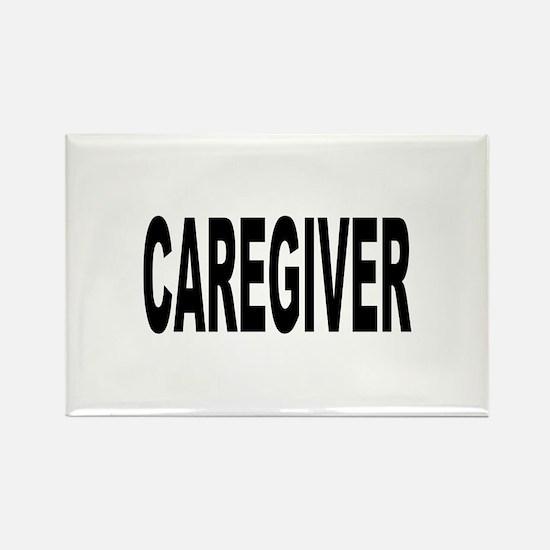 Caregiver Rectangle Magnet