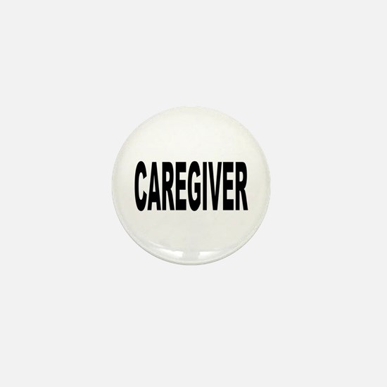 Caregiver Mini Button