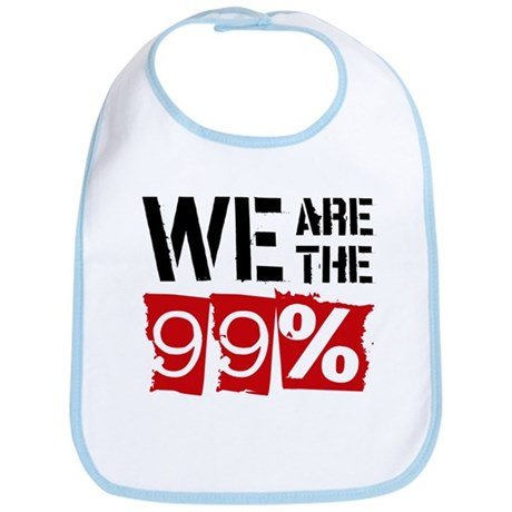 We Are The 99% Bib
