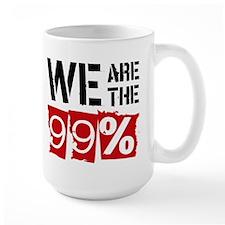 We Are The 99% Mug