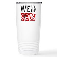 We Are The 99% Travel Mug