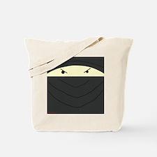 Square Ninja Tote Bag