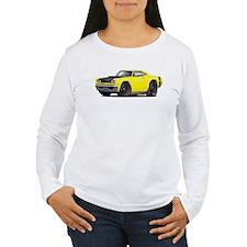 1969 Super Bee A12 Yellow T-Shirt
