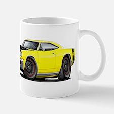 1969 Super Bee A12 Yellow Mug