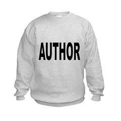 Author Sweatshirt